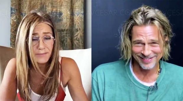 Quand une simple lecture de scénario avec Jennifer Aniston et Brad Pitt devient virale