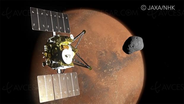 2025 : la planète Mars filmée en Ultra HD 8K