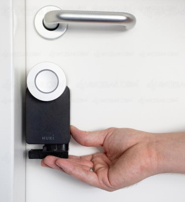 Nuki Smart Lock 1.0 et 2.0, batterie gonflée Power Pack pour serrures connectées
