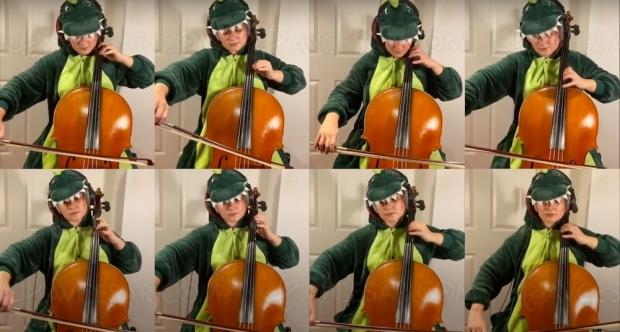 Huit violoncelles pour Jurassic Park, John Williams devrait apprécier