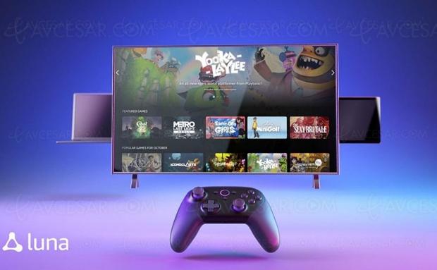 Amazon Luna, offre Cloud Gaming concurrente de xCloud Microsoft et Google Stadia