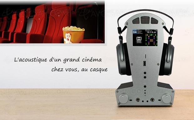 French Days, SVS Smyth Realiser A16 à 4 090 € : Home Cinéma jusqu'à 15.1.8 au casque