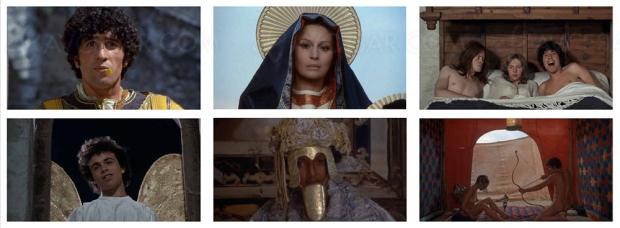 La Trilogie de la Vie de Pier Paolo Pasolini pour la première fois en Blu-Ray