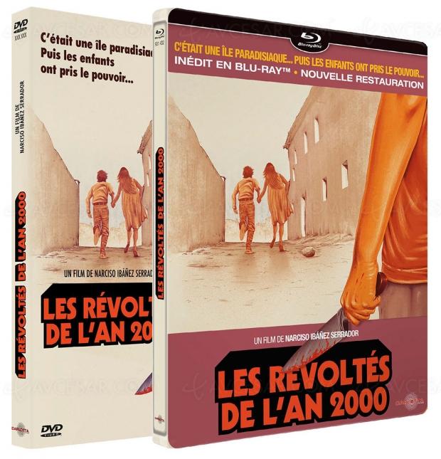 Inédit en Blu-Ray : Les révoltés de l'an 2000, le chef-d'œuvre déroutant de Narciso Ibanez Serrador
