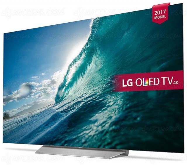Rappel de 9 500 TV Oled LG en Europe et Chine pour risque de surchauffe