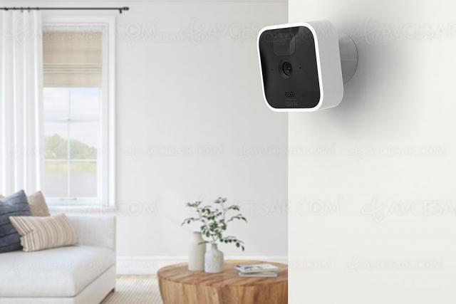 Amazon Blink Indoor et Outdoor, nouvelles caméras de surveillance