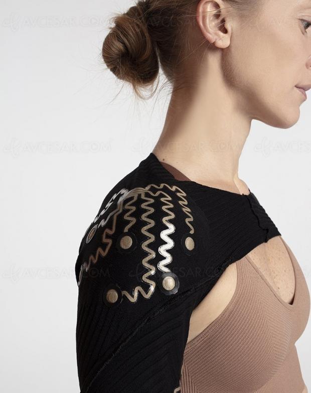 Connextyle, textile connecté design pour la rééducation musculaire