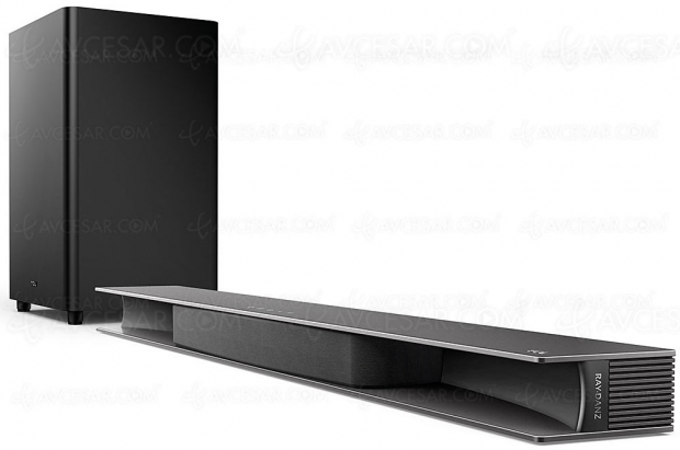 Test barre sonore Dolby Atmos TCL Ray‑Danz (TS9030), en ligne