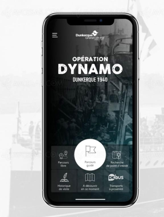 Operation Dynamo, vivez la bataille de Dunkerque en réalité augmentée