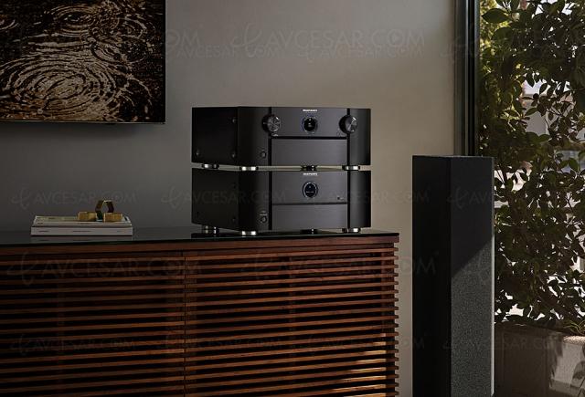 Marantz AV7706, pré‑ampli 11.2, Upscaling Ultra HD 8K, multiroom Heos, HDR10+, Dolby Atmos 7.1.4 et DTS:X 11.2