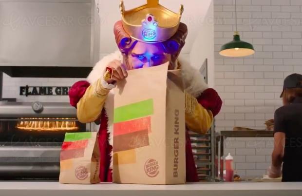 Le jingle PlayStation 5 dévoilé par Burger King ?