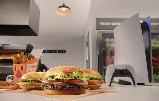 (MAJ) Burger King offre des PlayStation 5