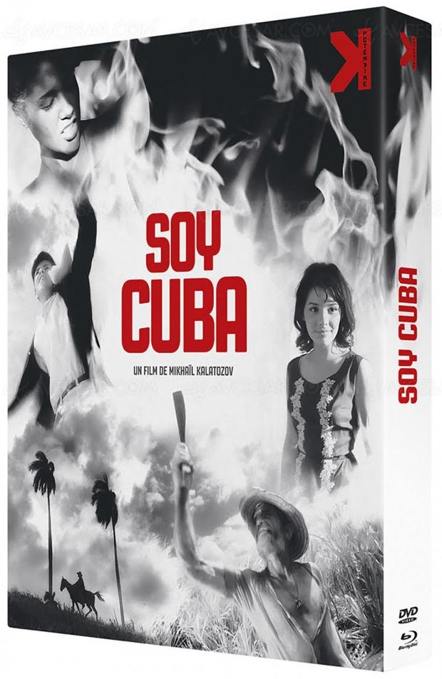 Le révolutionnaire et sublime Soy Cuba restauré en 4K