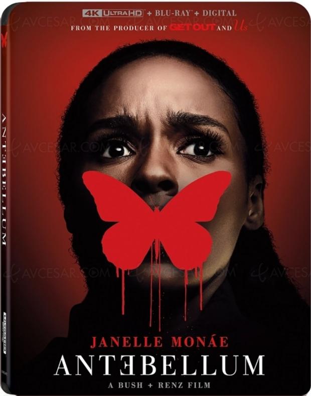 Antebellum : horrifique, politique, le thriller choc en 4K Ultra HD le 9janvier