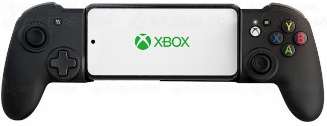Manettes et accessoires Nacon Designed for Xbox