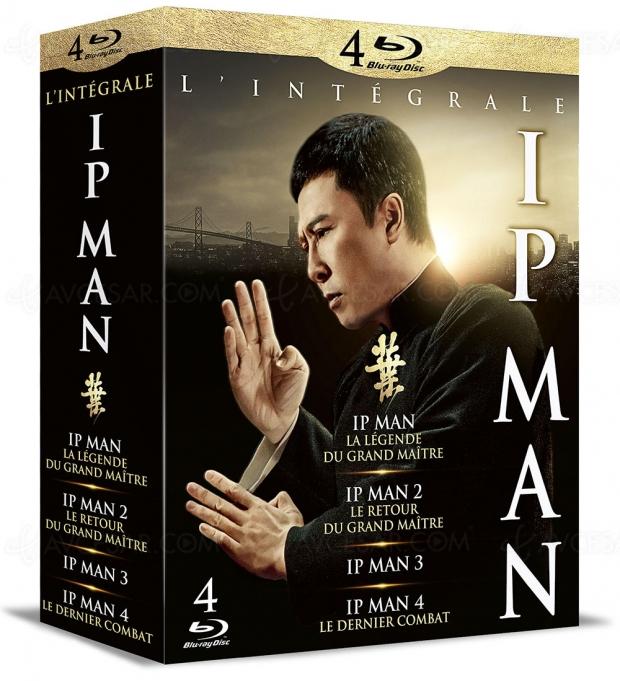 IP Man 4 : le dernier volet et l'intégrale de la saga sortent le 25 novembre
