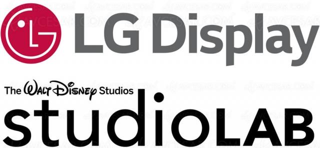Disney et LG Display main dans la main avec la fourniture de TV Oled
