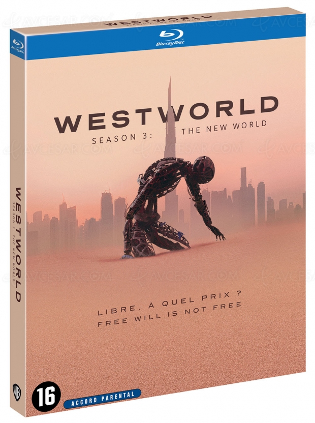 Westworld saison 3 en 4K Ultra HD dès le 18 novembre