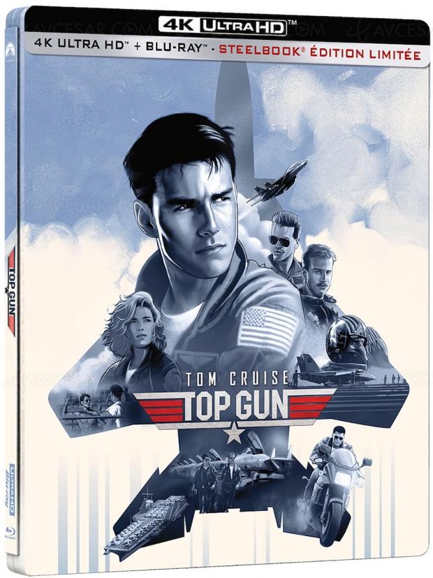 Top Gun : Maverick chasse en 4K et en Dolby Atmos