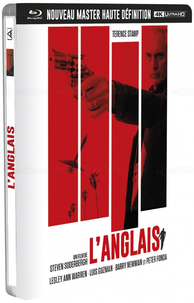 L'Anglais de Steven Soderbergh, sortie 4K Ultra HD exclusive France