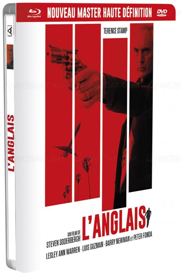 L'Anglais de Steven Soderbergh, sortie 4K Ultra HD exclusive France