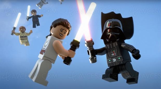 Bande-annonce Lego Star Wars : joyeuses fêtes, validée !