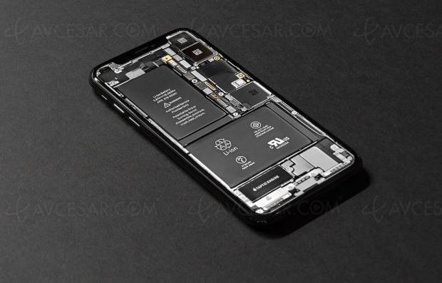 Batteries plus petites pour les iPhone 13