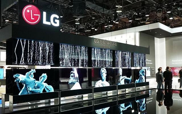 CES 21 > Gamme TV Oled Ultra HD 4K 2021 : LG B1, LG C1, LG G1, LG W1 et LG Z1 ?
