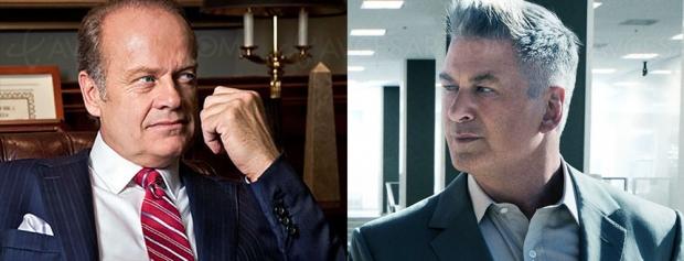 Alec Baldwin et Kelsey Grammer, vedettes d'un prochain gros succès série ?