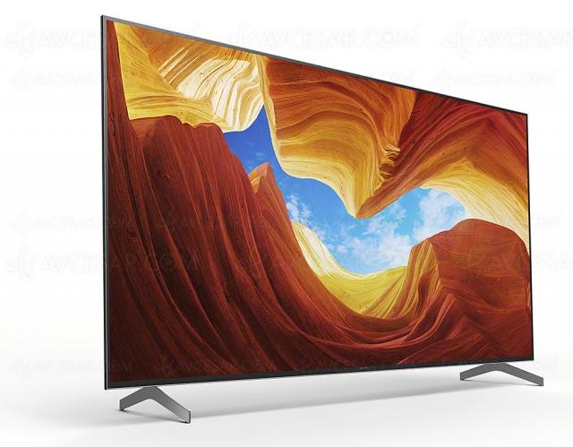 TV Sony XH9005, le constructeur reconnaît le problème 4K/120 et annonce travailler dessus