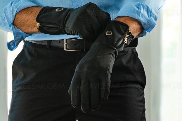 Chaussettes et gants chauffants connectés, le cadeau qui fait chaud au cœur