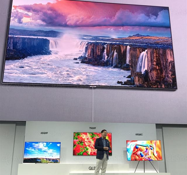 TV Samsung : technologie QD Oled abandonnée au profit du Mini LED
