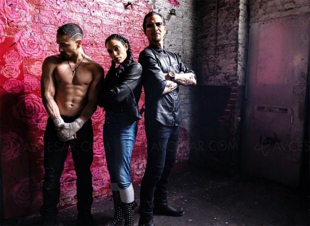 DMZ, la nouvelle série HBO Max avec Rosario Dawson se dévoile en photos