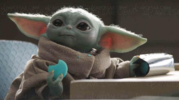 Trop chers macarons Baby Yoda ? Et pas des Pierre Hermé en plus…