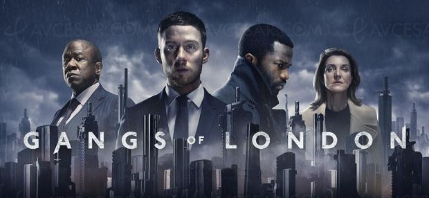 Gangs of London : preview de la série qui dépoussière le récit mafieux