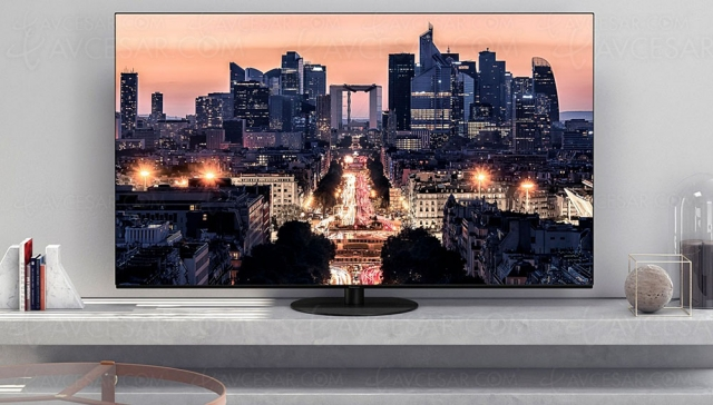 Black Friday 2020 > TV Oled Ultra HD 4K Panasonic TX‑55HZ980E à 1 199 €, soit ‑600 €