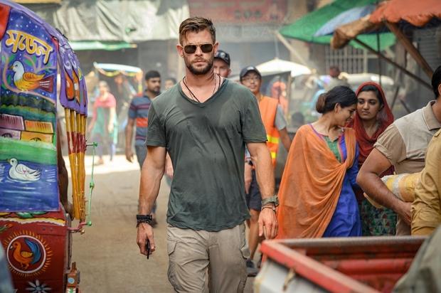 Chris Hemsworth reviendra dans Tyler Rake 2