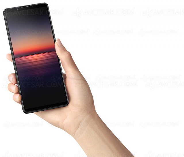 Black Friday 2020 > Smartphone Sony Xperia 1 II à 899 €, soit ‑300 € de remise