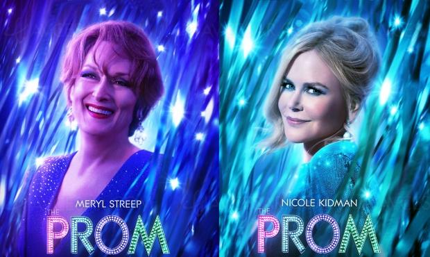The Prom, la comédie musicale avec Meryl Streep et Nicole Kidman sur Netflix le 11 décembre