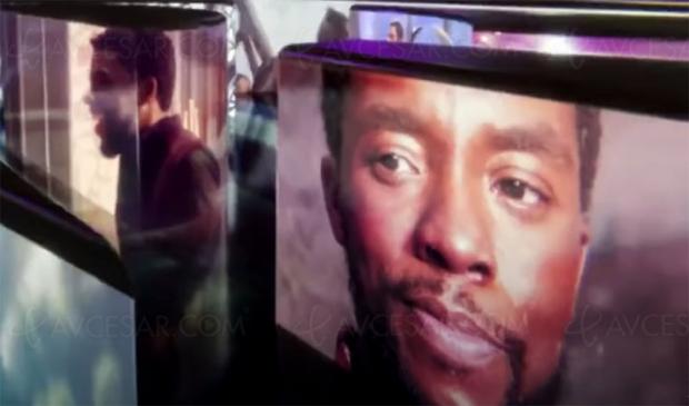 Black Panther sur Disney+ : nouvelle intro hommage à Chadwick Boseman