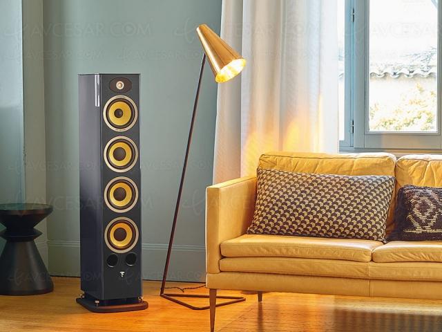 Focal Aria 936 K2, enceinte colonne Hi‑Fi série exclusive