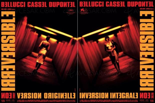 Irréversible, Gaspar Noé remonte son film en « inversion intégrale »
