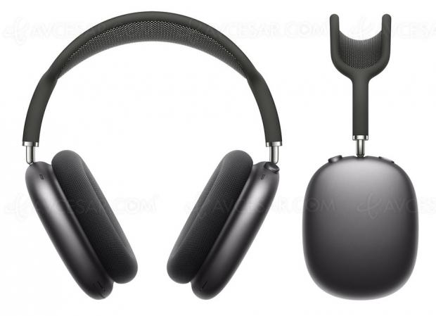 AirPods Max : prix Maximum pour le premier casque Apple Bluetooth