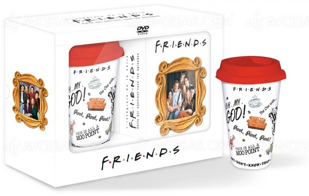 Un mug Friends pour regarder Friends entre Friends ?