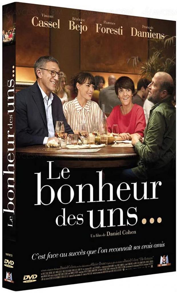 Le bonheur des uns… : stars et amitiés toxiques le 13 janvier (VOD/DVD)