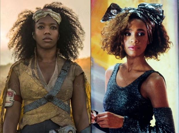 Naomi Ackie : de Star Wars au biopic Whitney Houston
