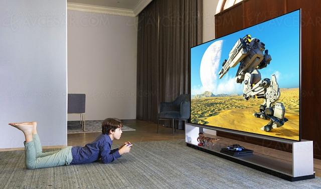 CES 21 > Panneaux TV Oled LG Display : les nouveautés du CES Las Vegas 2021