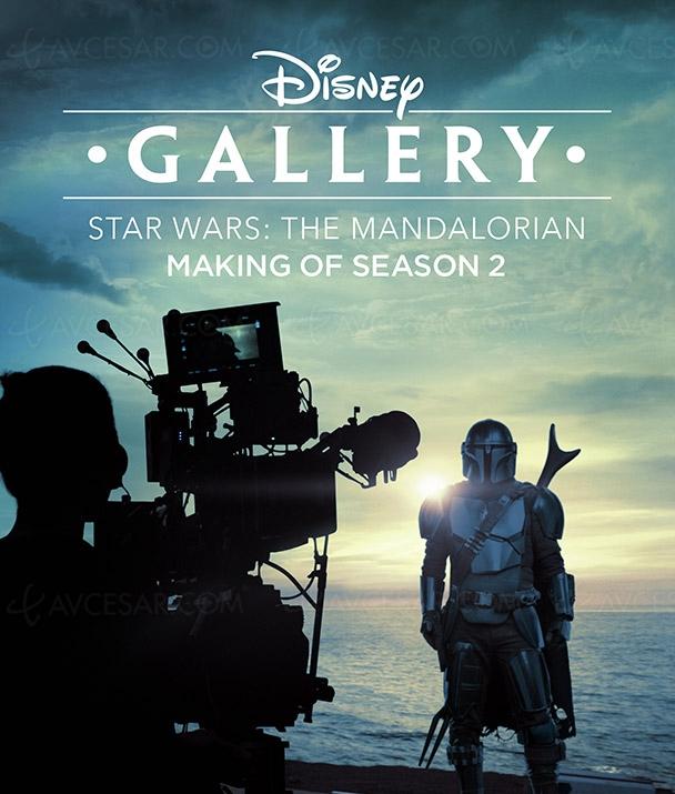 Disney GallerytheMandalorian saison 2 : ouverture des coulisses le 25 décembre