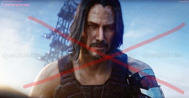Historique : Sony retire Cyberpunk 2077 du PlayStation Store !