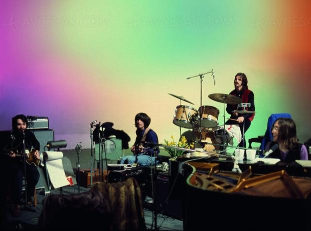 Premières images pour The Beatles : Get Back, le documentaire de Peter Jackson